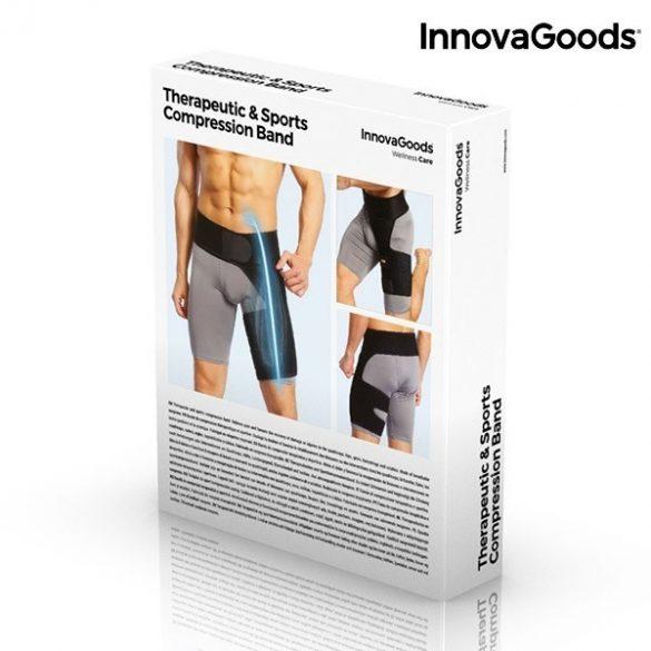 InnovaGoods Terápiás és Sport Kompressziós Pánt