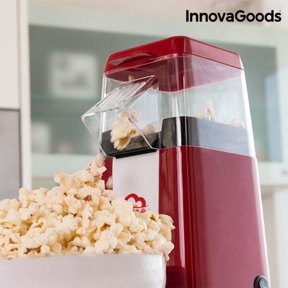 InnovaGoods Hot & Salty Times Pattogatott Kukorica Készítő 1200W Piros