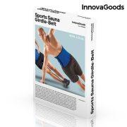 InnovaGoods Fogyasztó Sportöv Szauna Hatással
