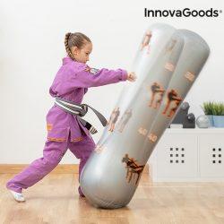 Gyerek felfújható boxzsák állvánnyal InnovaGoods