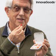 Elektronikus okos gyógyszeresdoboz Pilly InnovaGoods
